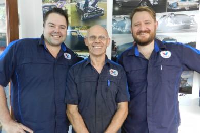 Hanos Car Care Albany Creek Workshop Team