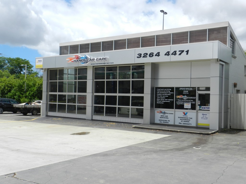 Hanos Car Care Albany Creek Workshop